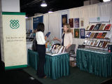 IIS publications displayed at the conference