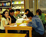 Class of 2009 in the Library
