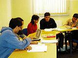 Class of 2009 in class