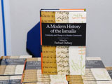 A Modern History of the Ismailis on display IIS publication IIS 2011.
