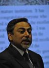 Shiraz Kabani, Department Head of Community Relations at the IIS.