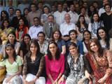 Asia Chapter Group Alumni Group Photo; IIS 2012