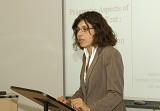 Dr Asma Helali, Research Associate, Qur'anic Studies Unit; IIS 2012