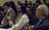 Reza Shah Kazemi poses a question IIS 2011.