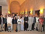 Dr Reza Shah-Kazemi and other participants at the Archbishop of Canterbury's Building Bridges Seminar, 2011