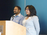 Chapter Leadership Sabrina Bandali and Ryan Makhani IIS 2011
