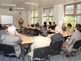 Claude Gilliot University of Aix-en-Provence giving his lecture IIS 2011