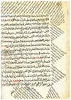 Manuscript image from the Hamdani Collection Da'a'im al-islam, al-Qadi al Nu 'man (Ms. 1413/p.43) IIS 2011.