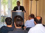 Lecture by Dr El-Affendi