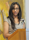 Ms Farah Manji; IIS 2013