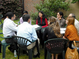 Participants engaged in group discussion Summer Programme on Islam IIS 2011.