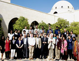 Alumni, Faculty, Staff and Speakers Group Photo 2010.