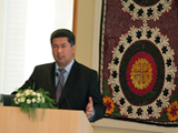 Hakim Elnazarov Coordinator Central Asian Studies Unit IIS 2011.