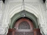 Interior Paris Mosque