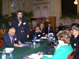 Participants from IOM & IIS at the conference IIS 2012.