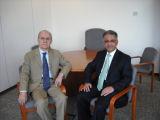 Dr Farhad Daftary and Professor Karim H Karim