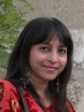 Laila Kadiwal a recipient of the 2010 cycle of the PhD scholarship