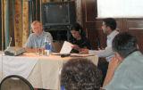 Prof. O'Kane at the Academic Seminar
