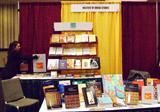 IIS publications on display at the book fair