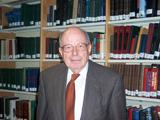 Professor Wilferd madelung IIS 2011