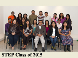 A new cohort of students embark on the STEP journey at the IIS
