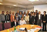 International STEP Team Leaders with IIS and IOE staff