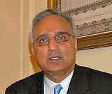 Prof Azim Nanji