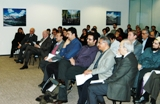 Audience at Professor Amir-Moezzi's lecture