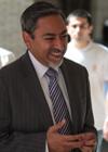 Shiraz Kabani, Department Head OF&D at Alumni Meeting in Dushanbe, IIS 2011.