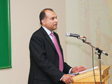 Prof. Zulfikar Hirji IIS 2011.