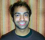 Salman Alibhai, IIS, GIPISH student