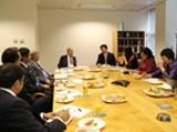 Chinese Delegation visits IIS 2013