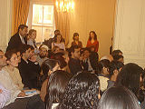 Participants in the Talk