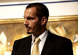 Prince Rahim Aga Khan made the commencement address