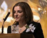 Selina Kassam Ramji gave the alumni address at the ceremony