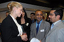 Princess Khaliya in conversation with IIS Alumni from UK