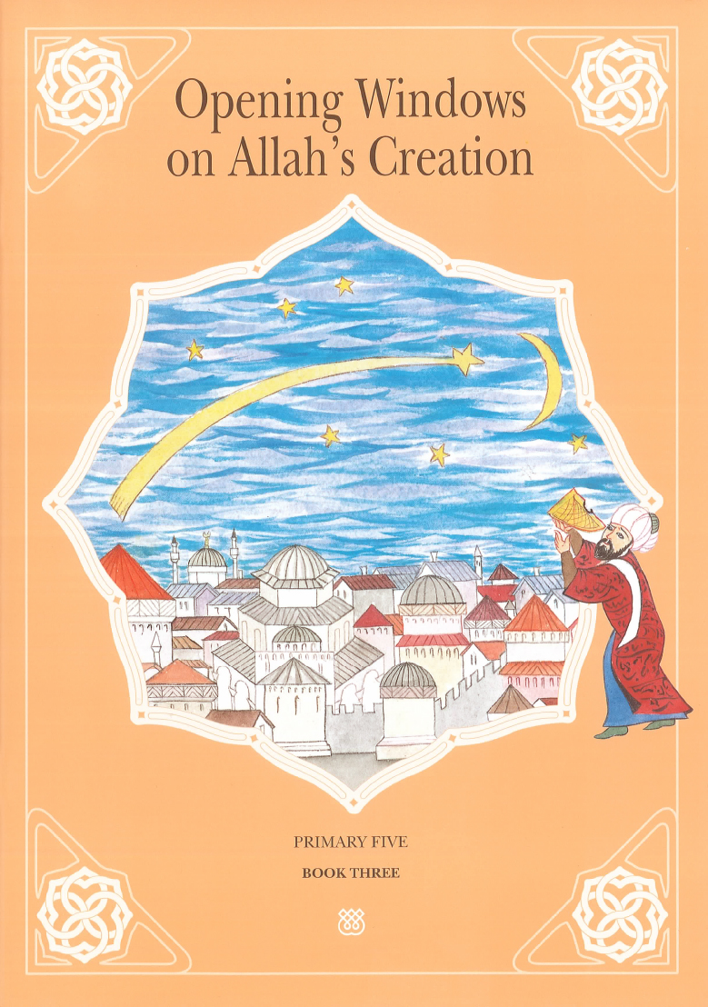 Opening Windows on Allah's Creation exposes children to the pursuit of science in Muslim societies of the past. Children are acquainted with major contributions made by Muslims in various fields of scientific inquiry. They learn how scholars in Muslim lands acquired learning from past civilisations, developed this knowledge and then transmitted it to other cultures. Children are also encouraged to reflect on the application of science and technology in today's age.