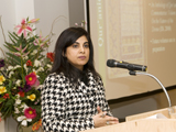 Dr Fahmida Suleman IIS 2012
