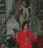 Dr Jiwa at the Academic Seminar