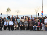 Alumni and Staff at 2011 Academic Seminar in Turkey; IIS 2012.