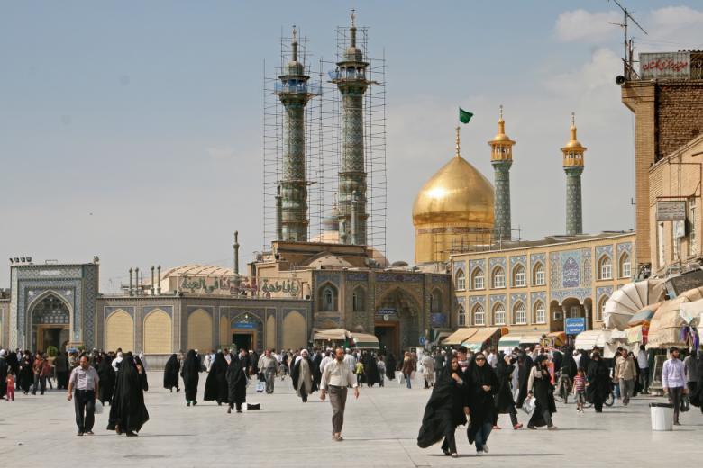 Shrine of Fatima Masumah