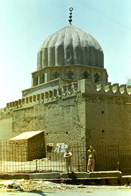 Exterior rear view of the mashhad