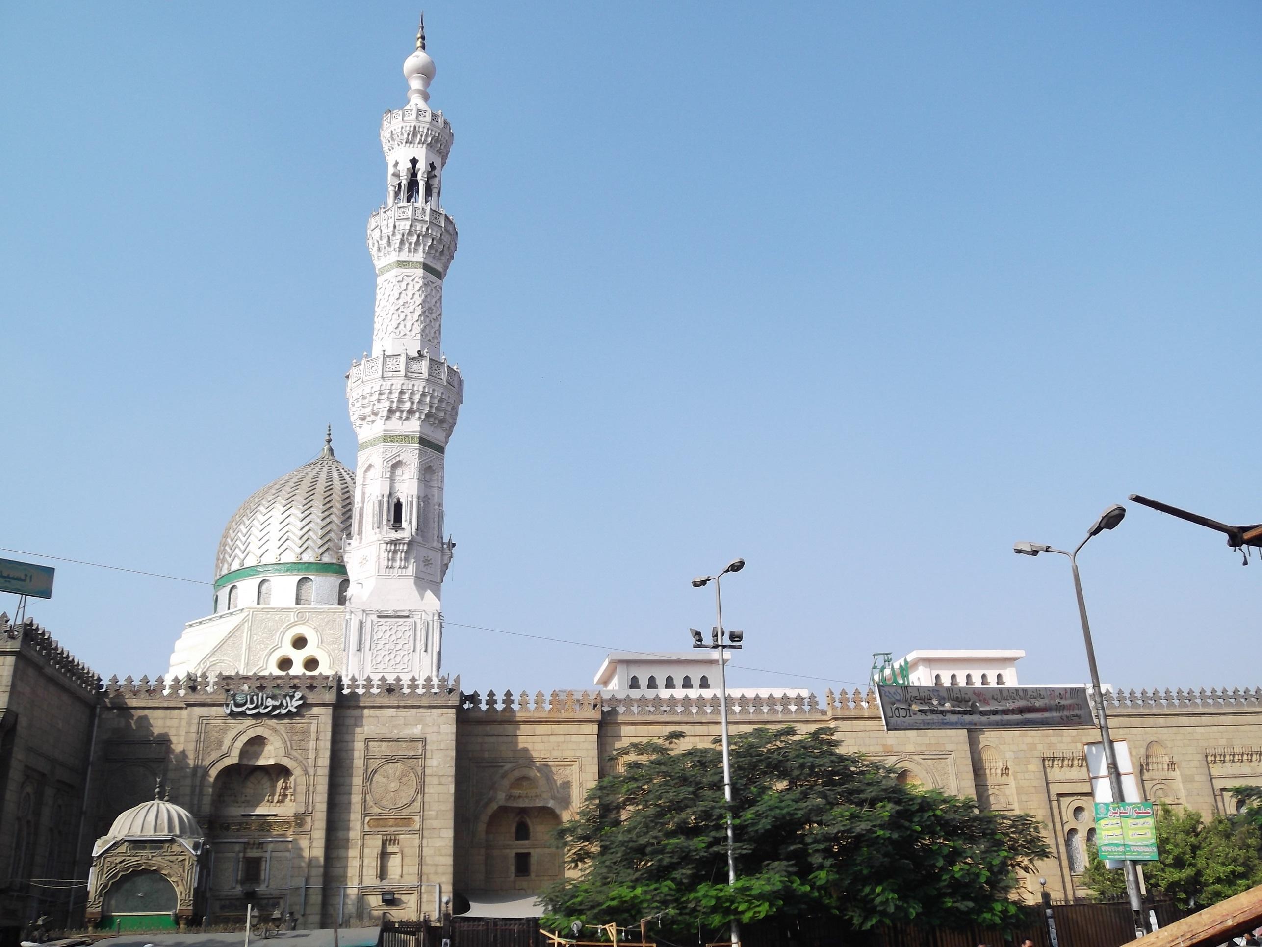 Shrine of Farima al-Sughra (Bibi Heybat)