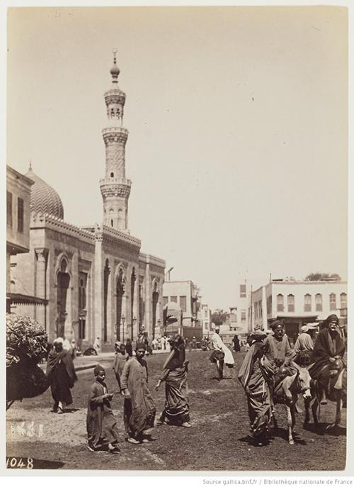 The Mosque of Sayyida Zaynab