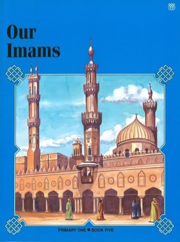 Book 5: Our Imams introduces children to the concept of Imamat, which is fundamental to Shia Islam and the Ismaili Tariqah within it. This is done through a brief survey of Imamat from the time of Hazrat Ali, the first Imam, to the present Imam of the Ismaili Muslims. Children also acquire a historical perspective of the Ismaili community, and its tradition of social and cultural development.