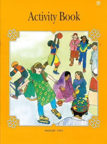 The Activity Book consists of a series of activity sheets to be used with the second year's curriculum. The activity sheets have been designed to support, reinforce and extend the objectives of each topic in the curriculum. They provide an interesting and creative medium through which children can express themselves by doing practical work in the classroom and at home.