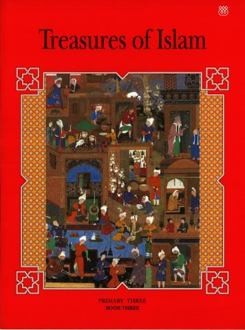 Book 3: Treasures of Islam immerses children in the rich artistic, literary and intellectual heritage of Muslim societies around the world. Children are made aware of the creativity that led to the classical achievements in the past, and which today continues to inspire the Muslim imagination in all spheres of endeavour.