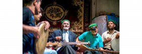 Madḥiya: How my School of Music and IIS's Special Collections are Helping to Keep a Living Tradition Alive