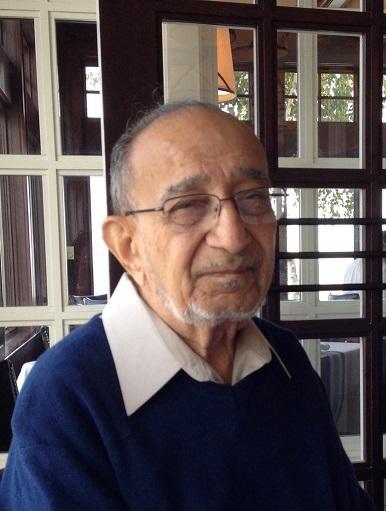 Professor Abbas Husayn Hamdani (1926-2019)