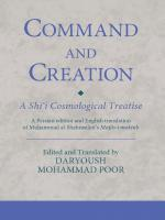 Command and Creation cover